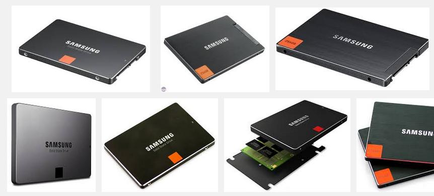 sumsung SSD