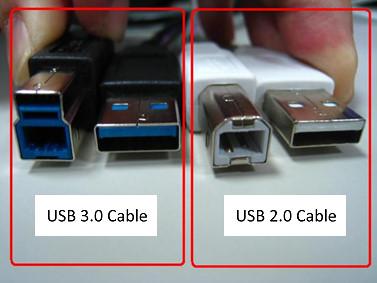 usb 2.0 vs usb3.0