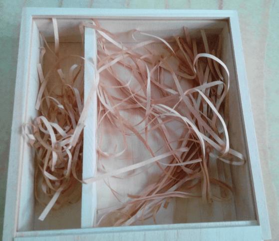 กล่องแฟลชไดร์ฟไม้